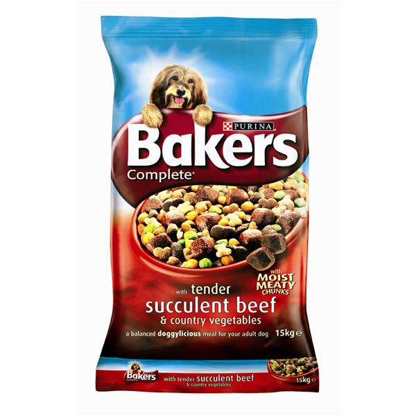 Bakers Small Bits Dog Food